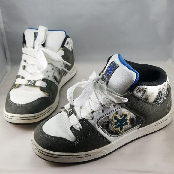Kids Cityscape Skate Shoes Sz